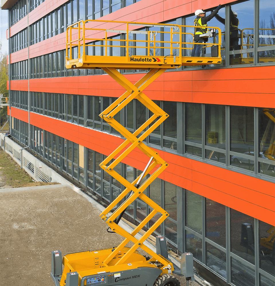 elevador tijera - rk elevaciones